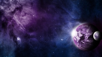 Телескопи извършиха химично изследване на атмосферата на екзопланета