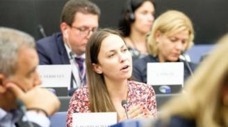 Политико нареди Ева Майдел сред най-влиятелните лидери на мнение в социалните мрежи в Брюксел