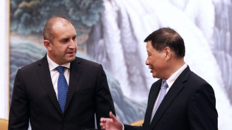 Радев: С президента Си Дзинпин отворихме нов етап в двустранните отношения