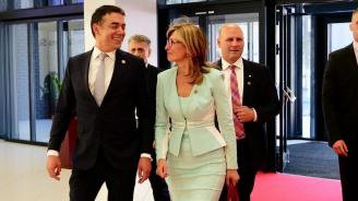 Захариева: България и Северна Македония ще председателстват Берлинския процес