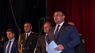 Маринов и ръководството на МВР наградиха служители за постигнати отлични професионални резултати