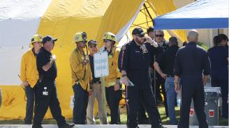 Извънредно положение бе обявено в най-засегнатия от земетресението окръг в Калифорния