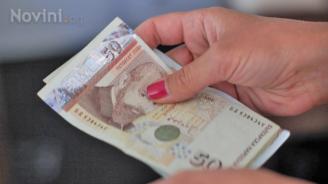 През март 2019 г. средната работна заплата е 1247 лв., отчита НСИ
