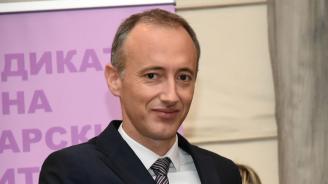 Красимир Вълчев: Предлагаме да има минимална работна заплата за младите преподаватели в университетите