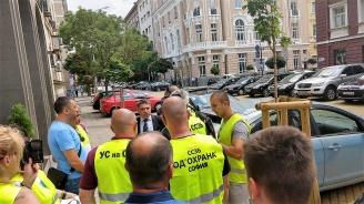Данаил Кирилов се срещна с представители на Синдиката на служителите в затворите в България