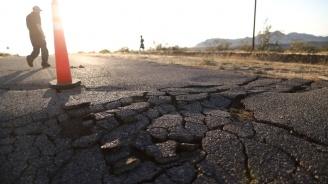 Ново и по-мощно земетресение разтърси Калифорния