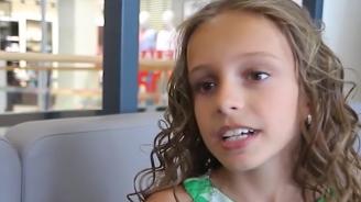 9-годишно момиченце от Варна бе обявено за най-красивото дете на планетата