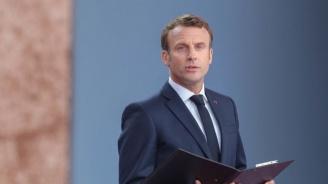 Макрон обяви нови мерки за защита на жените от насилници
