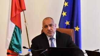 Премиерът Бойко Борисов поздрави Кириакос Мицотакис за победата на изборите в Гърция