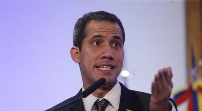 Гуайдо обяви възобновяване на диалога с правителството на Мадуро в Барбадос