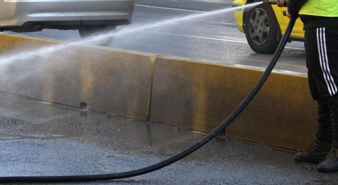 СГС нареди: Столична община да мие два пъти месечно вътрешнокварталните улици