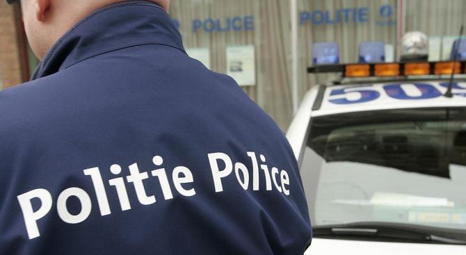 Снимка: В Брюксел е намерена чантасъс самоделни взривниустройства