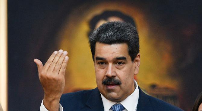 Мадуро смени командващия на сухопътните войски на Венецуела