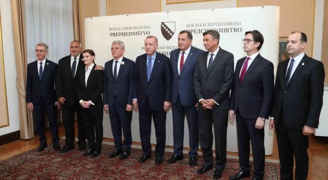 Със семейна снимка на държавните и правителствените ръководители стартира вторият