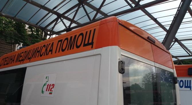 48-годишна жена от Лясковец е пострадала при пътен инцидент в