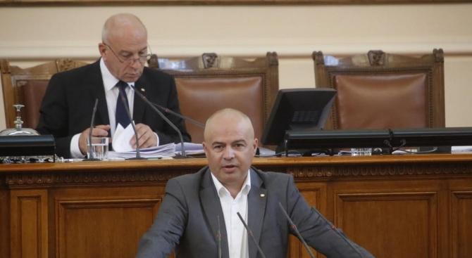 """""""От ГЕРБ казват, че новата ТОЛ-система е пътят на реформата,"""