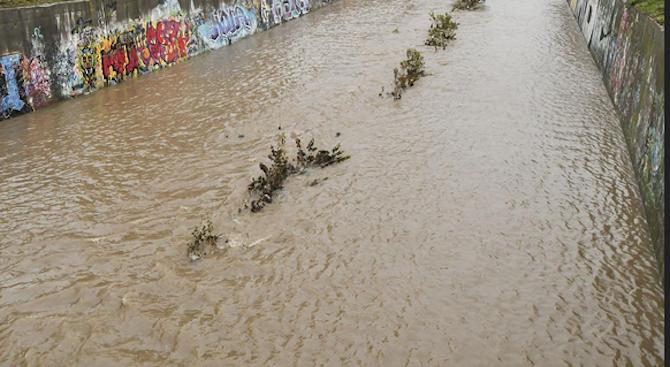 Потоп в Благоевград