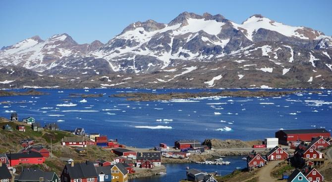 Затоплянето на климата застрашава и археологическото наследство в Гренландия
