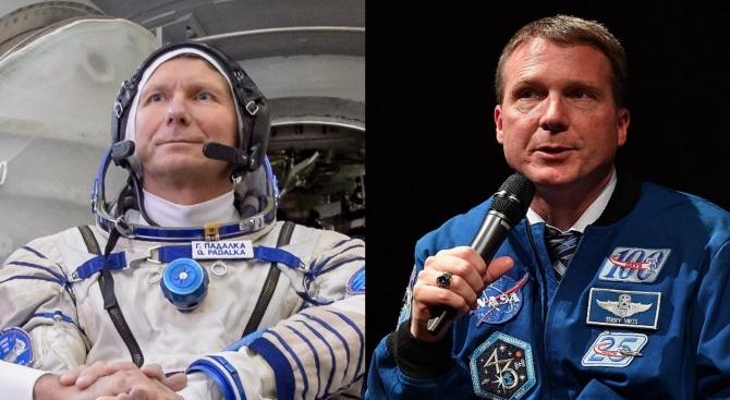 Международен екипаж подобри рекорда за околосветски полет през двата полюса