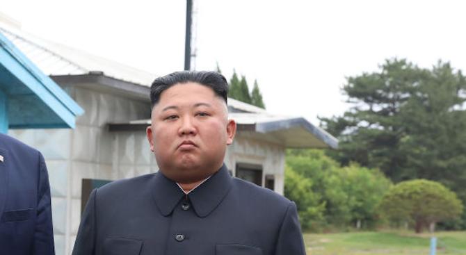Ким Чен-ун е наречен държавен глава в новата конституция на страната