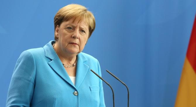 Аз ще се справя, това е казвала германският канцлер Ангела