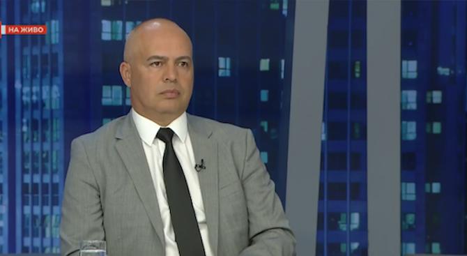 Георги Свиленски: ГЕРБ ежеминутно газят Конституцията