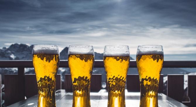 Консумацията на бира в Германия през първото полугодие е спаднала