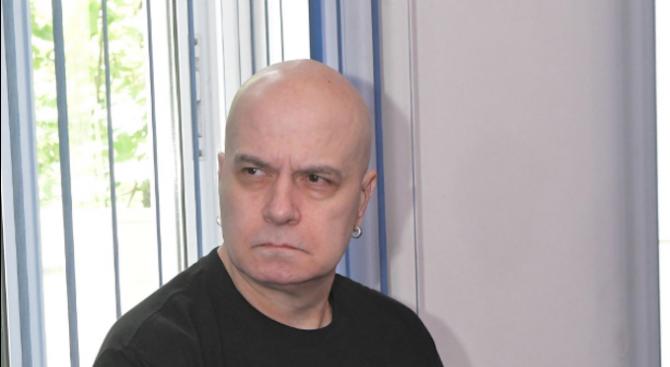 Слави Трифонов изглежда е не само много подвластен на страховете