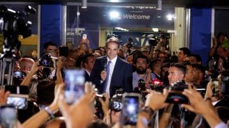 Мицотакис обеща на гърците по-малко данъци и повече работни места и инвестиции
