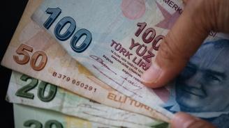 Турската лира поевтиня