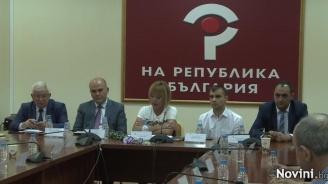 Мая Манолова представи новия Съвет за наблюдение на и за хората с уврежданията