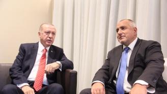 Ердоган и Борисов ще се срещнат в рамките на форум в Сараево