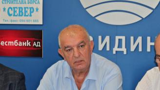 Владимир Тошев от ГЕРБ - Видин: Няма да бъдат закривани отделения във видинската болница