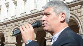 Президентът на КНСБ: Целим мобилизация и събуждане на енергията на работещия българин