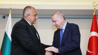 Бойко Борисов към Ердоган: Мирът и диалогът са най-добрите дипломати