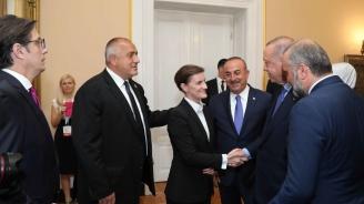 Борисов разговаря със сръбския премиер Ана Бърнабич за изказването на Ивица Дачич