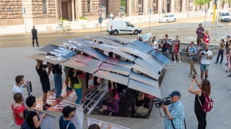 Шествие срещу фермите за кожи ще мине по улиците на София