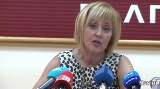 Мая Манолова: Махат машинното гласуване, защото машините не ядат кебапчета
