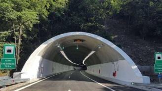 """Затварят движението в тунел """"Ечемишка"""" в посока Варна заради учение"""