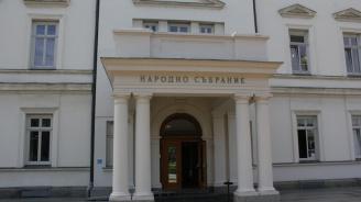 Парламентът започна работа с минута мълчание в памет на Снежана Дукова