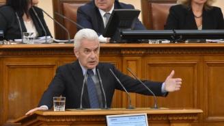 """Сидеров вече не е шеф на """"Обединени патриоти"""" в парламента"""