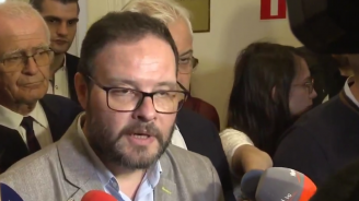 Чуколов: Отстраняването на Сидеров нарушава коалиционното споразумение
