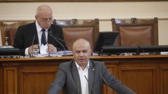 Георги Свиленски: ГЕРБ дават пример как не трябва да се въвежда новата ТОЛ-система