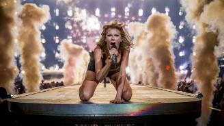 Тейлър Суифт стана най-високоплатената знаменитост в света