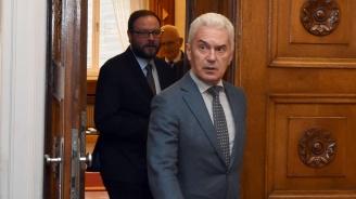 """""""Атака"""" внесе възражение при Караянчева заради отстраняването на Сидеров"""