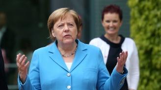 Паркинсон тресе Меркел?