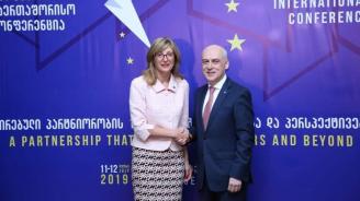 Екатерина Захариева: ЕС е най-доброто място за живеене