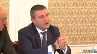 Министър Горанов напомни за ръст на приходите в бюджета с 50%