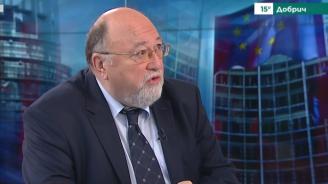 Александър Йорданов: Всеки трябва да направи своя малък или по-голям компромис, за да се развива европейското обединение