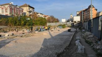 Древна каменна стела с ценен надпис откриха в Пловдив